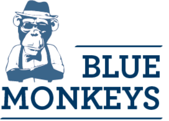 Blue monkeys
