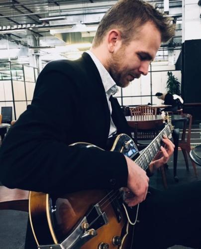 Daniel scheel guitare