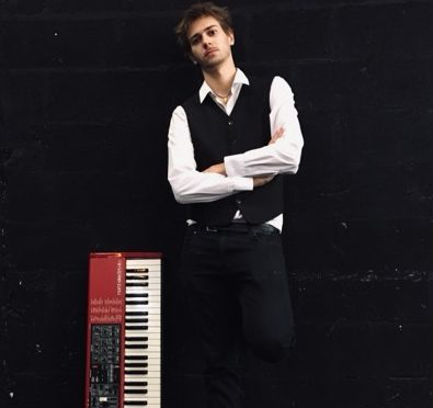 Mathias Bourre piano